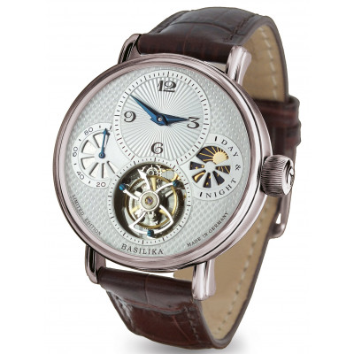 POLJOT INTERNATIONAL TOURBILLON POWER RESERVE 43MM MEN'S WATCH LIMITED EDITION 100PIECES   3340.T08