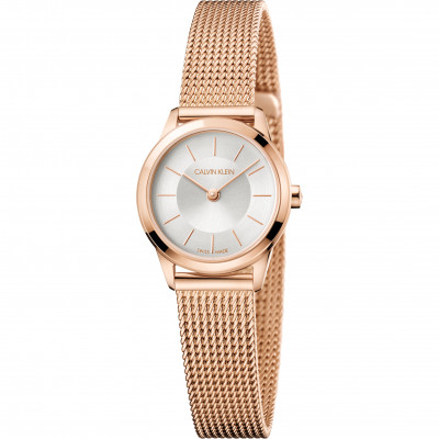 CALVIN KLEIN MINIMAL 24MM LADY'S WATCH K3M23626