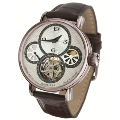POLJOT INTERNATIONAL TOURBILLON POWER RESERVE 43MM MEN'S WATCH LIMITED EDITION 100PIECES  3340.T09