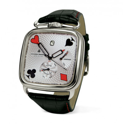 ALEXANDER SHOROKHOFF  FEDOR DOSTOEVSKY AUTOMATIC  43X43MM  MEN'S WATCH AS.FD11