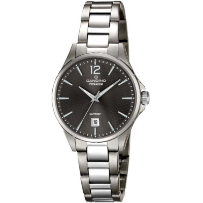 CANDINO TITANIUM 31MM LADIES WATCH C4608/3
