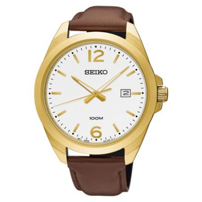 SEIKO CLASSIC 41MM MEN'S WATCH SUR216P1