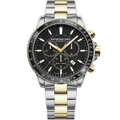 RAYMOND WEIL TANGO 43MM MEN'S  WATCH 8570-SP1-20001