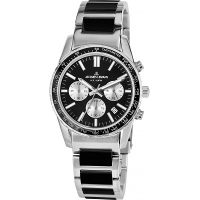 JACQUES LEMANS SPORT 39MM  1-2059G