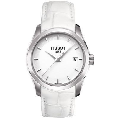 TISSOT COUTURIER QUARTZ 32MM LADIES WATCH   T035.210.16.011.00