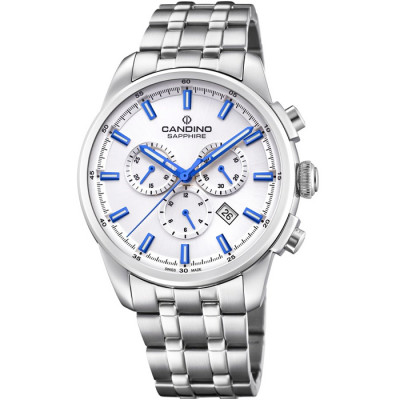 CANDINO ELEGANCE 44MM MEN'S WATCH C4698/2
