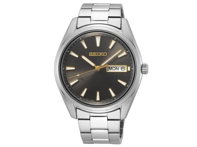 SEIKO CLASSIC 40MM MEN'S WATCH SUR343P1