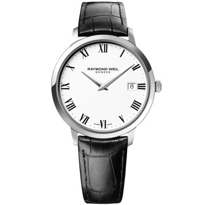 RAYMOND WEIL TOCCATA QUARTZ 39MM MEN'S WATCH 5588-STC-00300