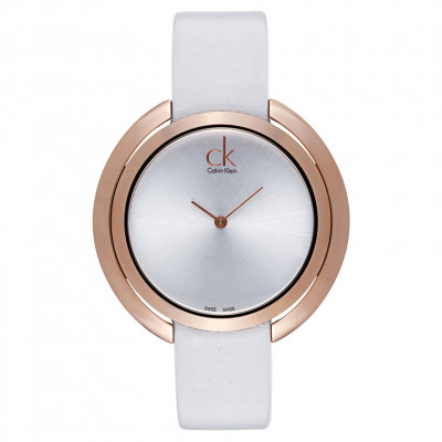 CALVIN KLEIN AGGREGATE 42 MM LADIES'WATCH K3U236L6