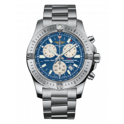 BREITLING COLT CHRONOGRAPH 44MM MEN'S WATCH A73388111C1A1