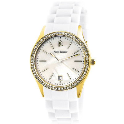PIERRE LANNIER WEEK-END LINGE PURE 37MM LADY'S WATCH 025L590