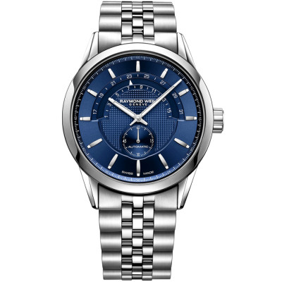 RAYMOND WEIL FREELANCER AUTOMATIC 42MM MEN'S WATCH 2738-ST-50001