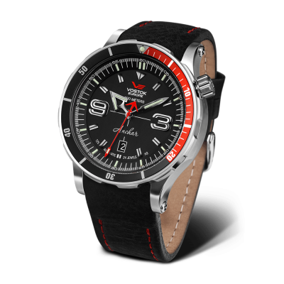 VOSTOK EUROPE ANCHAR AUTOMATIC 48.7MM MEN'S WATCH NH35A-510A587