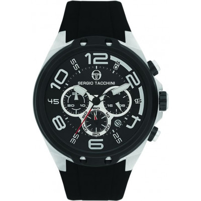 SERGIO TACCHINI LIMITED EDITION 48MM MEN`S WATCH STX500.02