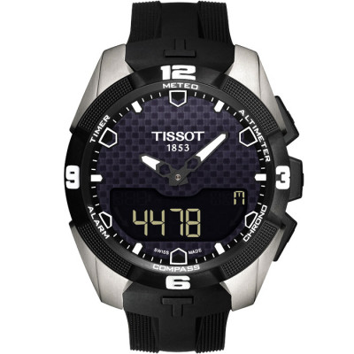 TISSOT T-TOUCH  EXPERT SOLAR 45MM MEN'S WATCH  T091.420.47.051.00