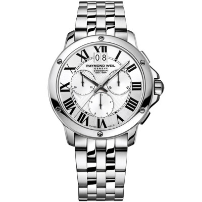 RAYMOND WEIL TANGO 40MM MEN'S  WATCH 4891-ST-00650