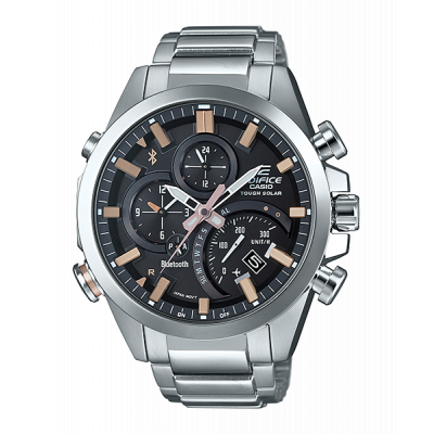 CASIO EDIFICE SOLAR BLUETOOTH EQB-500D-1A2