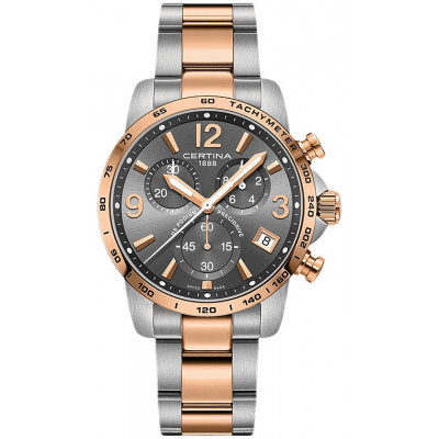 CERTINA DS PODIUM CHRONOGRAPH 41MM MEN'S WATCH C034.417.22.087.00