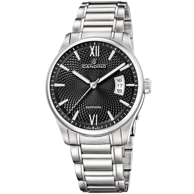 CANDINO TIMELESS 43MM MEN'S WATCH C4690/3
