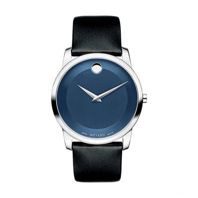 MOVADO MUSEUM QUARTZ 40MM MEN'S WATCH 606610