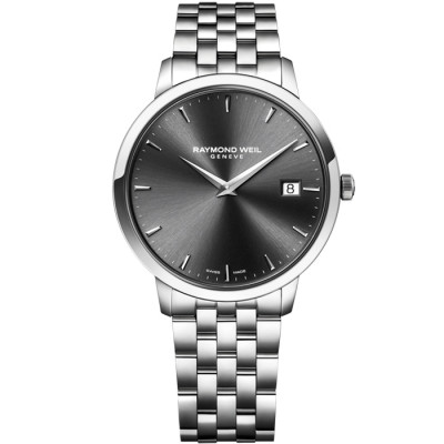 RAYMOND WEIL TOCCATA 42MM MEN'S  WATCH 5588-ST-60001