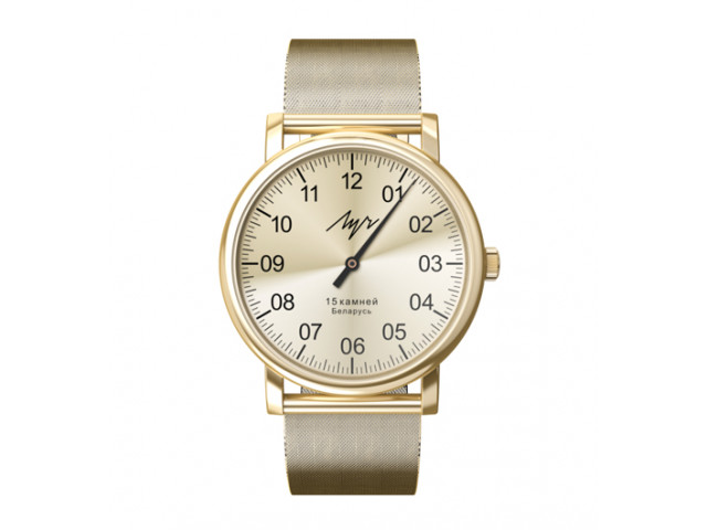 LUCH ONE-HAND WATCH (ОДНОСТРЕЛОЧНИК) 37.5 MM LADIES WATCH 387477761