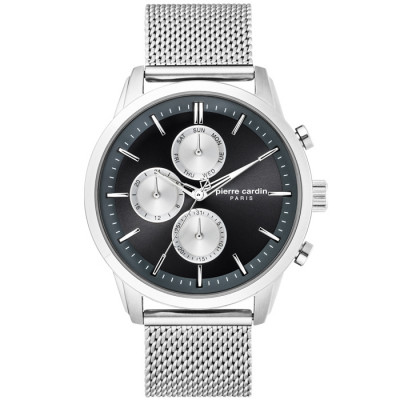 PIERRE CARDIN CHAMPERRET 44MM MEN'S WATCH PC902741F01