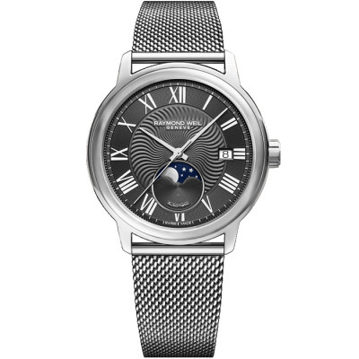 RAYMOND WEIL MAESTRO AUTOMATIC 40MM MEN'S WATCH 2239M-ST-00609