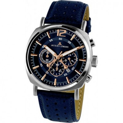 JACQUES LEMANS SPORT 46 MM MEN'S 1-1645I