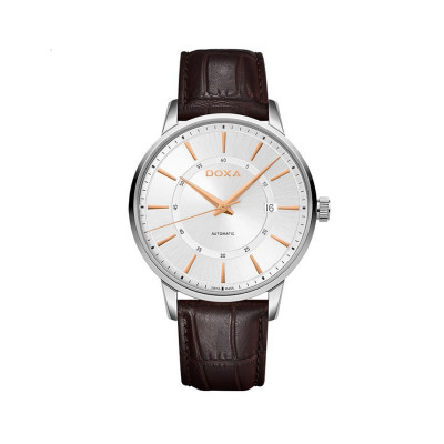 DOXA SLIM LINE MEN'S 42MM 107.10.021R.02