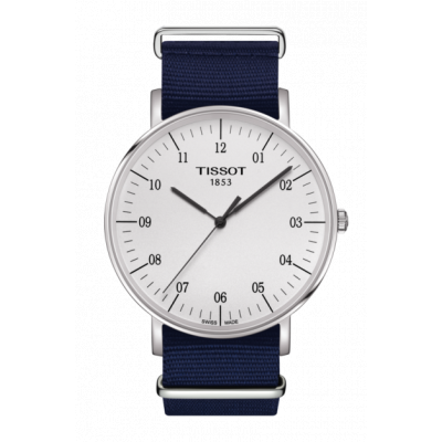 TISSOT QUICKSTER 42 MM MEN'S WATCH  T109.610.17.037.00