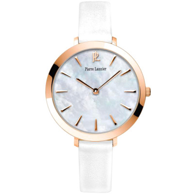 PIERRE LANNIER WEEK-END LINGE PURE 36MM LADY'S WATCH 004D990
