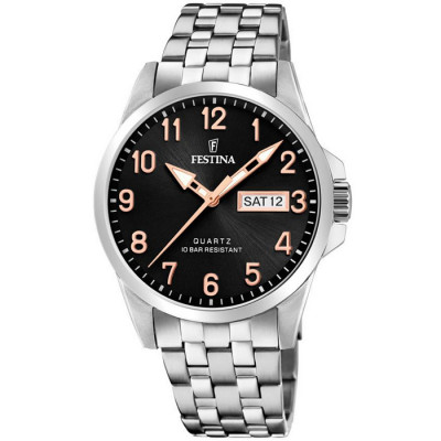 FESTINA CLASSIC 45MM MEN`S WATCH F20357/D