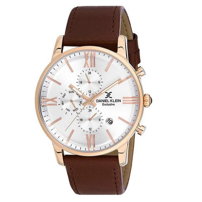 DANIEL KLEIN EXCLUSIVE 43MM MEN'S WATCH DK12160-5