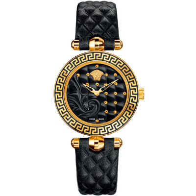 VERSACE MICRO VANITAS 30MM LADIES WATCH  VQM01 0015