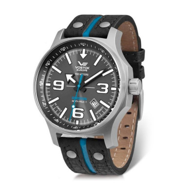 VOSTOK EUROPE EXPEDITION AUTOMATIC 47MM MEN'S WATCH NH35A-5955195