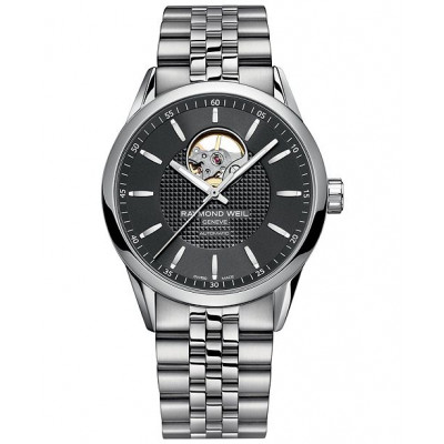 RAYMOND WEIL FREELANCER 42MM MEN'S WATCH 2710-ST-20021