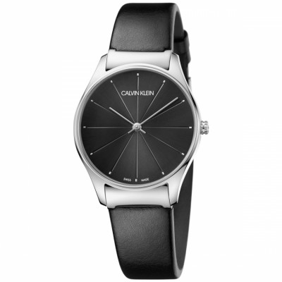 CALVIN KLEIN CLASSIC 38 MM LADY'S  WATCH K4D221CY