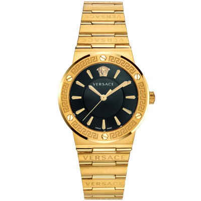 VERSACE GRECA LOGO 38MM LADIES WATCH VEVH00820