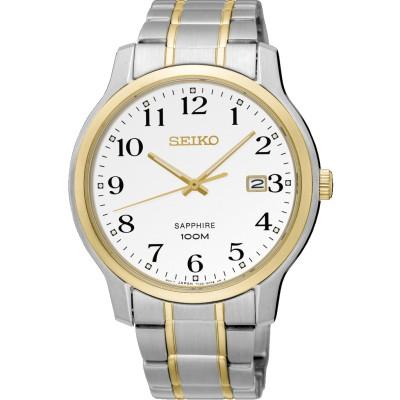 SEIKO CLASSIC 40.9MM MEN'S WATCH SGEH68P1