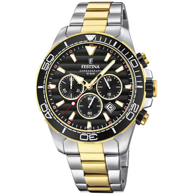 FESTINA PRESTIGE 44MM MEN`S WATCH F20363/3