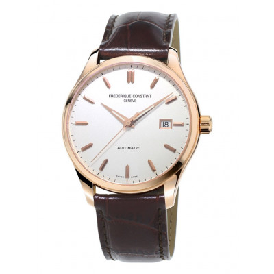 FREDERIQUE CONSTANT CLASSICS INDEX AUTOMATIC  40MM MAN'S WATCH  FC-303V5B4