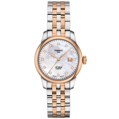 TISSOT LE LOCLE AUTOMATIC 29MM LADIES WATCH T006.207.22.116.00