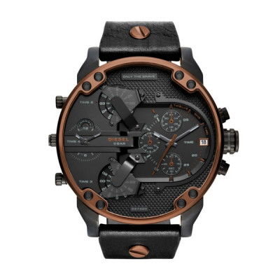 DIESEL THE DADDIES SERIES 57 MM MEN'S DZ7400