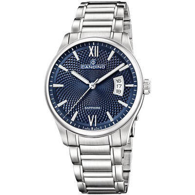 CANDINO TIMELESS 43MM MEN'S WATCH C4690/2