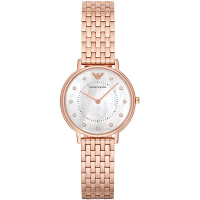 EMPORIO ARMANI KAPPA 32MM LADIES WATCH AR11006