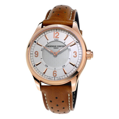 FREDERIQUE CONSTANT HOROLOGICAL SMART QUARTZ 42MM MАN'S WATCH   FC-282AS5B4