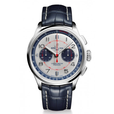 BREITLING PREMIER B01 CHRONOGRAPH 42 BENTLEY MULLINER LIMITED EDITION 1000PCS MEN'S WATCH AB0118A71G1P1