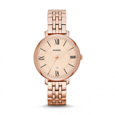 FOSSIL JACQUELINE 36MM LADIES WATCH ES3435