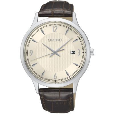 SEIKO CLASSIC 40MM MEN'S WATCH SGEH83P1